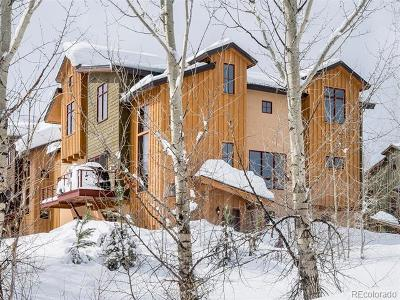 Steamboat Springs Condo/Townhouse Active: 919 Majestic Circle