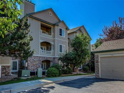 Littleton Condo/Townhouse Under Contract: 8374 South Holland Way #206