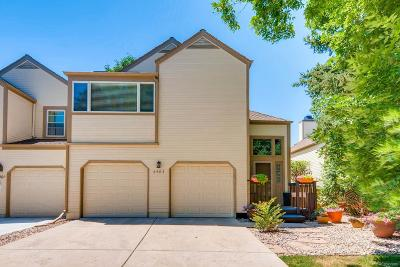 Centennial Condo/Townhouse Under Contract: 6403 South Forest Street