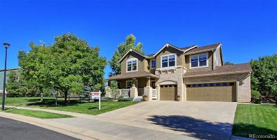Broomfield Single Family Home Active: 2649 Creekside Drive