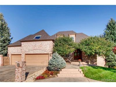 Arvada CO Single Family Home Active: $1,000,000