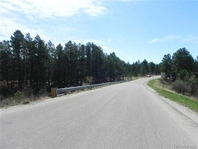 Douglas County Residential Lots & Land Active: 562 Tenderfoot Drive
