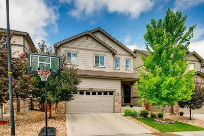 Aurora Single Family Home Active: 4869 South Picadilly Court