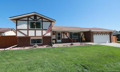 Wheat Ridge Single Family Home Active: 11875 West 37th Place