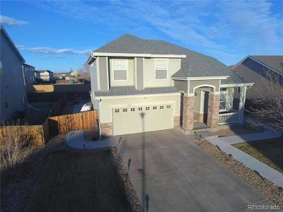 Thornton Single Family Home Active: 12658 East Jersey Circle