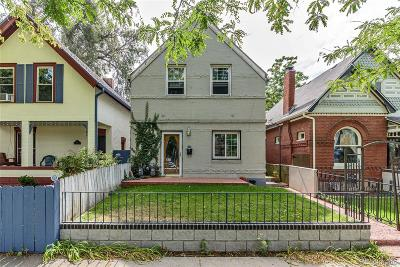 Denver Rental Active: 116 West Maple Avenue #2A