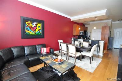 Uptown Condo/Townhouse Active: 1700 North Emerson Street #411