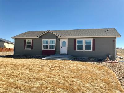 Brighton Single Family Home Under Contract: 15060 Jalna Court