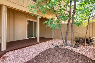 Parker Condo/Townhouse Under Contract: 6495 Pinewood Drive