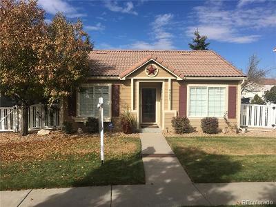 Denver Single Family Home Active: 4725 Odessa Street