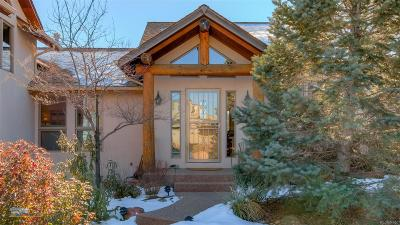 Boulder Single Family Home Under Contract: 2890 Lafayette Drive