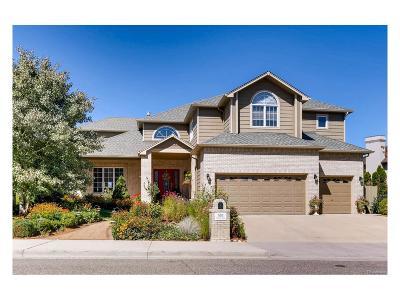 Broomfield Single Family Home Under Contract: 301 Himalaya Avenue