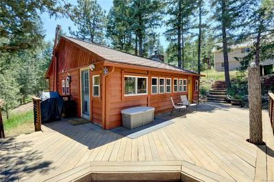 Evergreen Single Family Home Under Contract: 4898 South Indian Trail