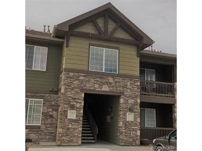 Arvada Condo/Townhouse Active: 8035 Lee Drive #103