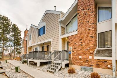 Arvada Condo/Townhouse Under Contract: 6725 West 84th Way #69