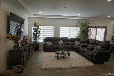 Denver Single Family Home Active: 5573 Danube Street