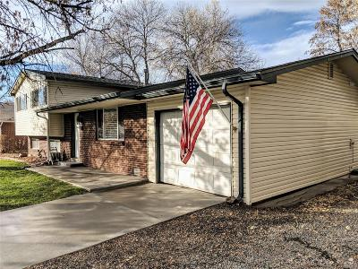Arvada Single Family Home Under Contract: 9943 West 66th Avenue