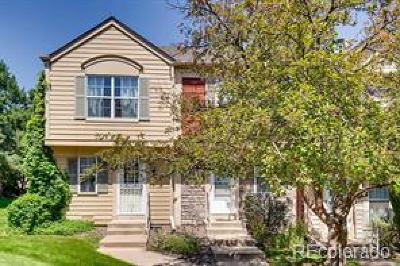 Lakewood Condo/Townhouse Active: 10797 West Dartmouth Avenue