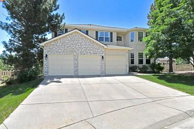 Arvada Single Family Home Active: 13614 West 63rd Circle