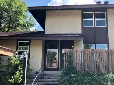 Aurora Single Family Home Active: 3774 South Granby Way