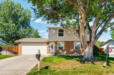 Westminster Single Family Home Active: 10651 Quail Court