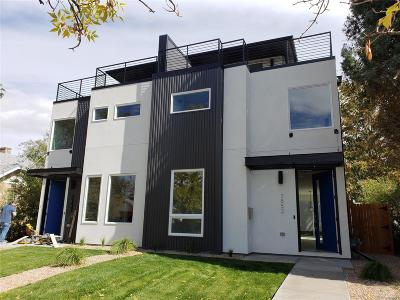 Englewood Condo/Townhouse Active: 3852 South Sherman Street