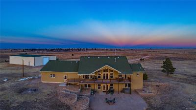 Franktown CO Single Family Home Active: $1,075,000