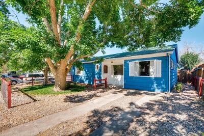 Denver Single Family Home Under Contract: 1340 South Zenobia Street
