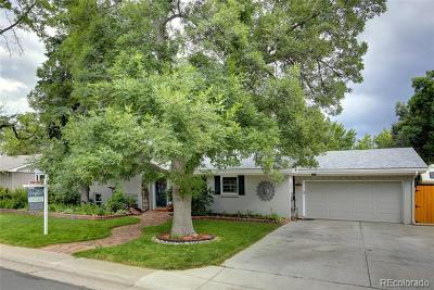 Greenwood Village Single Family Home Active: 5985 South Gaylord Way