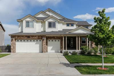 Aurora Single Family Home Active: 6266 South Robertsdale Court
