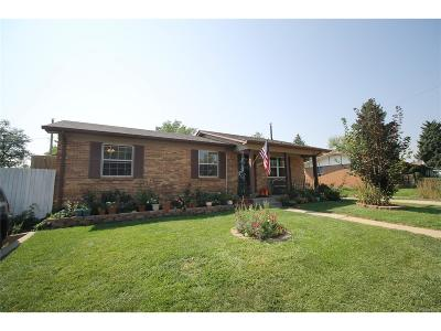 Northglenn Single Family Home Under Contract: 1900 Phillips Drive