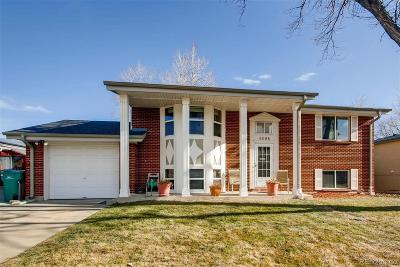 Single Family Home Active: 6088 Routt Court