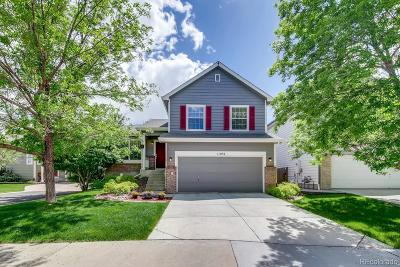 Parker CO Single Family Home Under Contract: $365,000