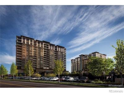 Greenwood Village Condo/Townhouse Active: 5455 Landmark Place #906