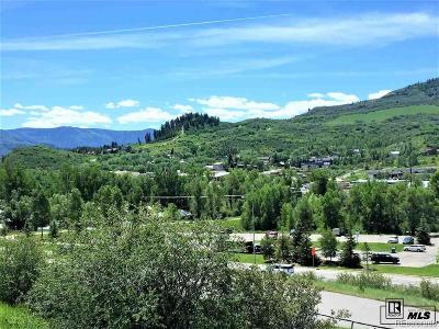 Steamboat Springs Residential Lots & Land Active: 1569 Conestoga Circle