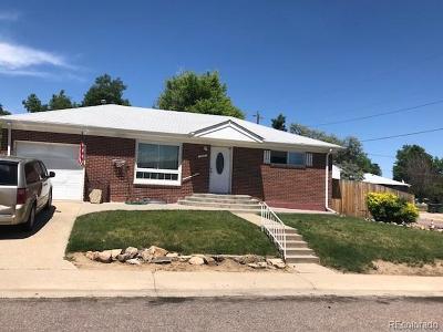 Northglenn Single Family Home Active: 307 Teal Street