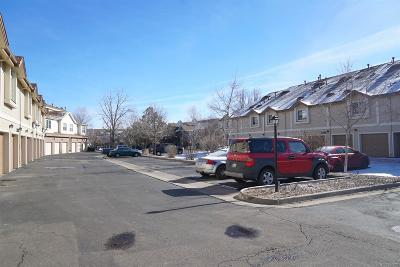 Littleton Condo/Townhouse Active: 3096 West Prentice Avenue #I
