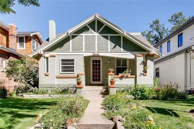 Single Family Home Under Contract: 788 South Williams Street
