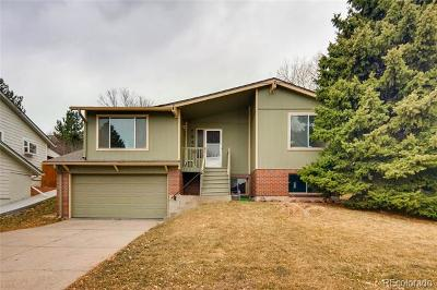Arvada Single Family Home Active: 7840 West 72nd Place