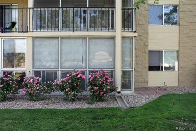 Aurora Condo/Townhouse Active: 13606 East Bates Avenue #110