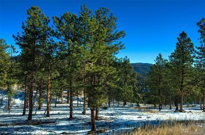 Jefferson County Residential Lots & Land Active: 14934 Wetterhorn Peak Trail