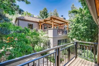 Boulder Single Family Home Active: 842 13th Street