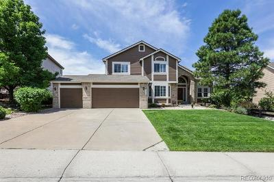 Highlands Ranch Single Family Home Active: 9850 Venneford Ranch Road