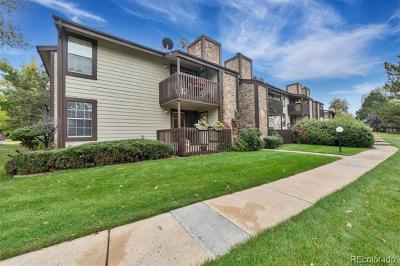 Arvada Condo/Townhouse Active: 7820 West 87th Drive #D