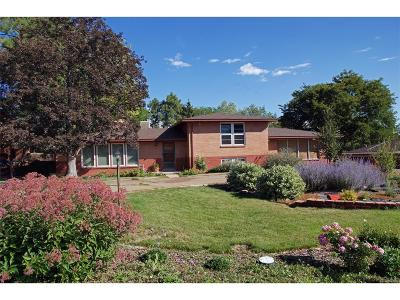 Lakewood Single Family Home Under Contract: 10465 West Center Avenue
