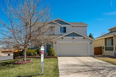 Highlands Ranch Single Family Home Under Contract: 9744 Gatesbury Circle