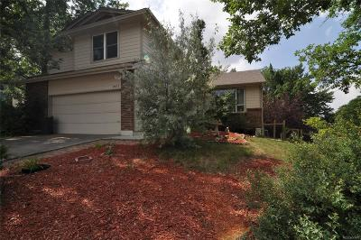 Westminster Single Family Home Active: 4457 West 110th Circle