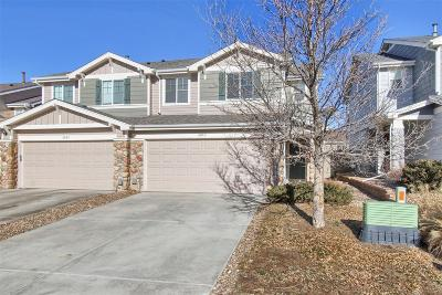 Castle Rock Condo/Townhouse Active: 6053 Turnstone Place