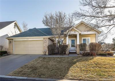Westminster Single Family Home Under Contract: 2472 West 107th Drive