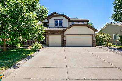 Longmont Single Family Home Active: 11654 Victor Drive
